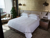 Veräusserung- des gesamten Vermögensbaumwollsatin-Baumwollstern-Hotel-Luxuxjacquardwebstuhl-Bettgesetzter Duvet-Deckel