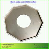 金属製造のレーザーの切断によるカスタムステンレス鋼の部品