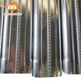 Высокий трубопровод металла Effiency плоский для конструкции кабеля
