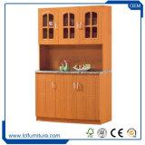 Compartiments modulaires de PVC de portes du Module de cuisine de forces de défense principale d'antiquité de fournisseur de la Chine 3