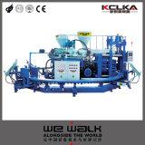 Chuva de sopro de ar de PVC Two-Color inicialize a máquina de moldagem por injeção