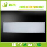 Ratio de coste de alto rendimiento de la luz de panel LED 600*1200 72W pasado EMC