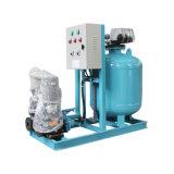 Lavado automático de limpieza de filtro de arena con el tratamiento de agua de alto caudal