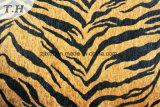 Impresa Tiger microfibra, tejido chenilla (Fürth31892)