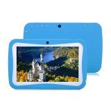 """tablette de 7 """" de pouce de quarte de faisceau d'enfants de tablette PC de Rockchip 3126 bon marché de l'androïde 5.1 gosses de lucette"""