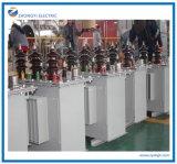 La fabbrica ha personalizzato il trasformatore a bagno d'olio del supporto del Palo di 3 fasi di Onan