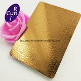 Роуз Gold наружного зеркала заднего вида 8K 304 201 316 310 Цвет листа из нержавеющей стали