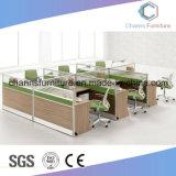 형식 사무실 워크 스테이션 3 시트 컴퓨터 책상 CAS-W1811