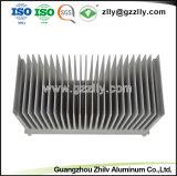 Het Aluminium Heatsink van het Bouwmateriaal voor de Apparatuur van de Machine
