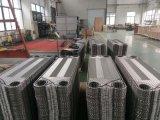 Intercambiador de calor de placas para la industria azucarera