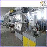 Revêtement de fil machine extrusion de plastique