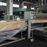 Papel impregnado da grão da noz melamina decorativa de madeira nova para a mobília, Wardrobe do fabricante chinês