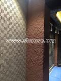 Techo de barro blanco dormitorio ecológica mosaico Mosaico