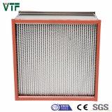 Filtro a temperatura elevata da resistenza HEPA del GH 250c