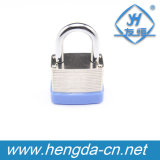 Yh1263 Waterproof o cadeado inferior da combinação com tampa plástica