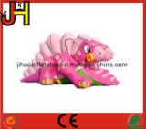 Attraktives aufblasbares Dinosaurier-Plättchen für Verkauf