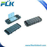 FTTH/FTTXのインラインか水平の光ファイバケーブルの接続盤のファイバー機構
