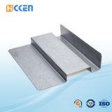 Dobradiça certificada do aço da fabricação de metal da folha do OEM do ISO 9001
