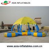 Надувные крыльчатых движителей бассейн палатка с батут, надувной бассейн с Havelock