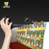Oruga del Cabina-Shooting del carnaval de los juegos del parque de atracciones