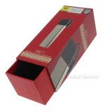 ボックスを包むBluetoothの卸し売り赤く贅沢なペーパーヘッドホーン