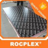 Het Triplex van de Film van Rocplex, Zwart Marien Triplex, Shuttering van de Lijm van de Melamine Triplex