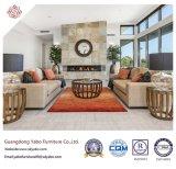 Stilvolle Hotel-Schlafzimmer-Möbel mit dem Wohnzimmer-Sofa eingestellt (YB-H-7)