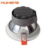 30W 40Wは白く高い内腔LEDの穂軸Downlightを暖める