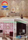 La salle de séjour Décoration Papier peint en vinyle PVC