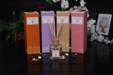 Difusor de la botella de cristal para la decoración del hogar, diversos diseños están disponibles
