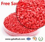 Granelli di plastica rossi Deko Granulat 25kg dei pp Masterbatch Remafin