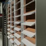 Obturadores de alumínio da plantação da grelha do obturador do indicador do obturador