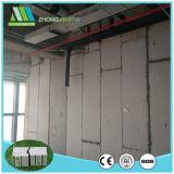 Los paneles de emparedado incombustibles del cemento de la alta calidad EPS de Zjt para la pared de partición