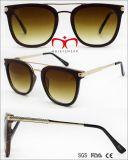 As mulheres de venda quente óculos de sol com o Templo de Metal (WSP703764)