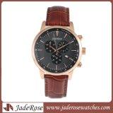 2018 Nuevos Relojes de lujo reloj resistente al agua de cuarzo relojes deportivos reloj de pulsera de cuero casual