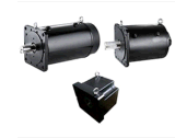 Synmot 300/350 Dauermagnet-Wechselstrom Verweisen-Gefahrene Servomotoren