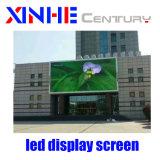 Placa de Video LED Color P4 HD electrónicos SMD LED Pantalla de visualización de publicidad exterior