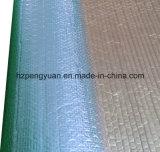 고품질 열 절연제 알루미늄 깔판 덮개를 위한 거품에 의하여 길쌈되는 직물 포일 절연제 사려깊은 절연제,
