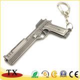 De moderne Zeer belangrijke Ketting van het Pistool van de Revolver van Glock van het Metaal voor de Militaire Model Zeer belangrijke Houder van het Kanon