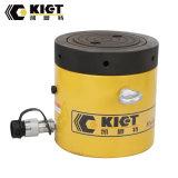(KET-CLPシリーズ)低い重量のロックナットの水圧シリンダ
