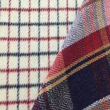 Tela de la verificación de las lanas