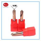 Сверла пятна карбида CNC для (90 градусов, 120 градусов)