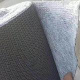 Stuoia combinata cucita conduttiva eccellente della fibra del carbonio