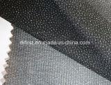 Preiswerte nicht gesponnene Gewebe-Paste/doppelter PUNKT schmelzbares Zwischenzeilig schreiben für Kleid-Gewebe