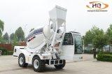 4.0 M3容量のHaiqinの真新しく強い自動混合車(HQ400)