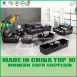 Presidenza moderna del sofà del cuoio 1+2+3 dell'ufficio della mobilia dell'America