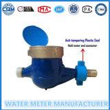 Bloqueo plástico del sello de la seguridad para el contador del agua