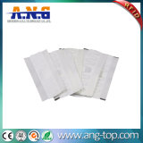 Etiqueta de tecido RFID impermeável para roupas 18000-6ISO UHF c
