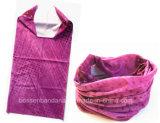 Aangepast Embleem Allover die de Naadloze Openlucht Magische Sjaal van de Buis van de Hals Bandana afdrukken