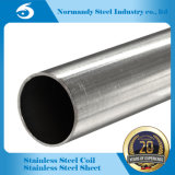 Tubo de acero inoxidable del final 202 del Ba de AISI para la construcción